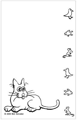 scribblecat